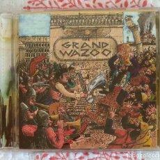 CDs de Música: FRANK ZAPPA - THE GRAND WAZOO CD NUEVO Y PRECINTADO - JAZZ FUSION ROCK PROGRESIVO. Lote 288741713
