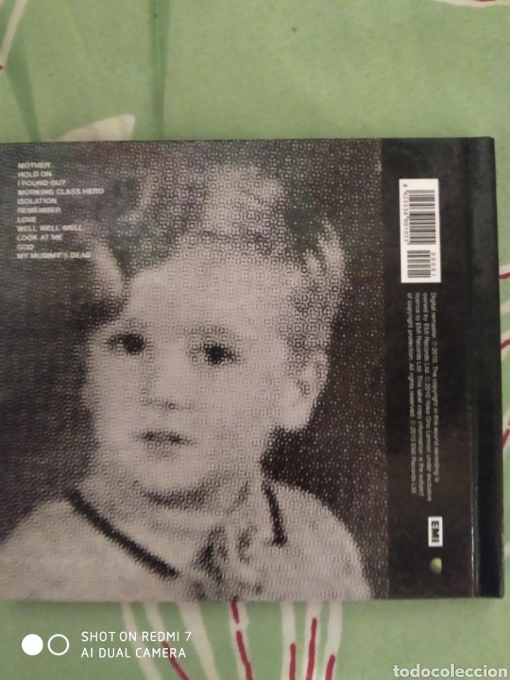 CDs de Música: Jhon Lennon. Mother. CD - Foto 2 - 288741933