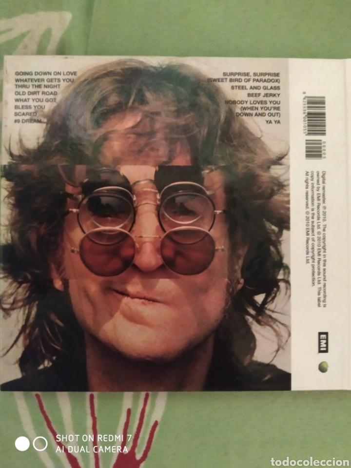 CDs de Música: Jhon Lennon. Walls and bridges. CD - Foto 2 - 288742048