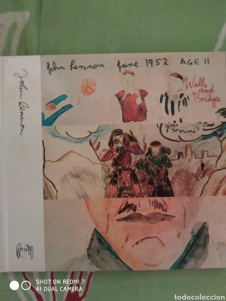 JHON LENNON. WALLS AND BRIDGES. CD (Música - CD's Rock)
