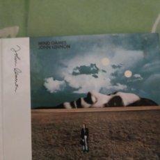 CDs de Música: JHON LENNON. MIND GAMES. CD. Lote 288742138