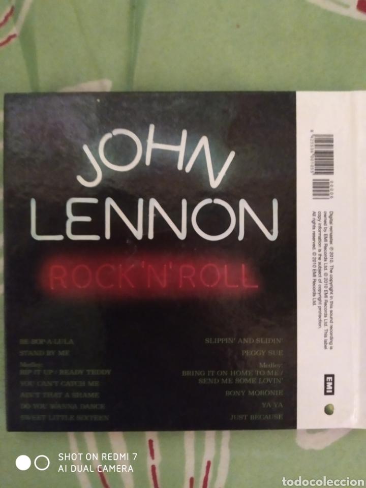 CDs de Música: Jhon Lennon. Rock n roll. CD - Foto 2 - 288742193