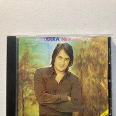CDs de Música: NINO BRAVO: MI TIERRA.. Lote 288742728