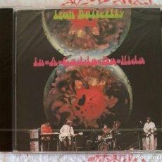 CDs de Música: IRON BUTTERFLY - IN-A-GADDA-DA-VIDA CD NUEVO Y PRECINTADO - ROCK PSICODÉLICO. Lote 288744068