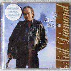 CDs de Música: NEIL DIAMOND.THE ULTIMATE COLLECTION...DOBLE CD. Lote 288866363