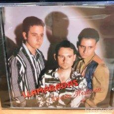 CDs de Música: LLAMARADAS - NUESTRA HISTORIA. Lote 288927058