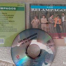CDs de Música: CD-ALBUM DE LOS RELAMPAGOS. Lote 288928688