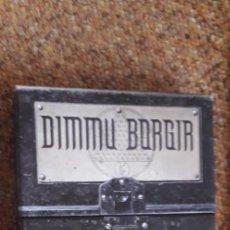 CDs de Música: DIMMU BORGIR , ABRAHADABRA , CD BOX SET DELUXE EDITION, PERFECTO ESTADO. Lote 288928763