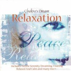 CDs de Música: CHAKRA'S DREAM - RELAXATION. CD. Lote 288929858