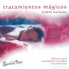 CDs de Música: FRIDRIK KARLSSON - TRATAMIENTOS MÁGICOS. CD. Lote 288931223