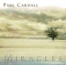 CDs de Música: PAUL CARDALL - MIRACLES. CD. Lote 288933603
