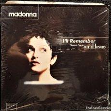 CDs de Música: MADONNA - I'LL REMEMBER - CD SINGLE - USA - EXCELENTE - PORTADA DE CARTON - NO USO CORREOS. Lote 288936258