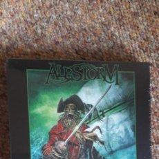 CDs de Música: ALESTORM , CAPTAIN MORGA'S REVEGE , 2XCD 2018 NUEVO PRECINTADO , 10TH ANIVERSARIO OWER-FOLK METAL. Lote 288939938