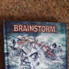 CDs de Música: BRAINSTORM , LIQUID MONSTER , CD+DVD 2005 GERMANY , ESTADO IMPECABLE, ENVIO ECONOMICO. Lote 288941603