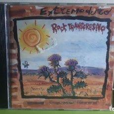 CDs de Música: EXTREMODURO - ROCK TRANSGRESIVO - 1994 - COMPRA MÍNIMA 3 EUROS. Lote 288943168