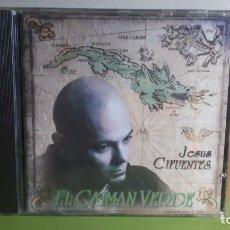 CDs de Música: JESÚS CIFUENTES - EL CAIMÁN VERDE - 1995 - COMPRA MÍNIMA 3 EUROS. Lote 288943693