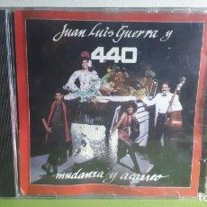 CDs de Música: JUAN LUIS GUERRA Y 440 - MUDANZA Y ACARREO - 1985 - CANADÁ - COMPRA MÍNIMA 3 EUROS. Lote 288943828