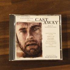 CDs de Música: CAST AWAY (NAUFRAGO) - BANDAS SONORAS. Lote 288947653