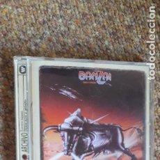CDs de Música: BANZAI , DURO Y POTENTE , CD 2002 ESTADO IMPECABLE, HEAVY NACIONAL. Lote 288948398