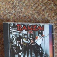 CDs de Música: BANZAI , SIN TÍTULO , CD 1995 SERIE DIFUSIÓN, ESTADO IMPECABLE, HEAVY NACIONAL. Lote 288949163
