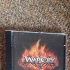 CDs de Música: WARCRY , WAR CRY , SIN TITULO, CD 2002 , ESTADO IMPECABLE ENVIO ECONOMICO HEAVY NACIONAL. Lote 288950453