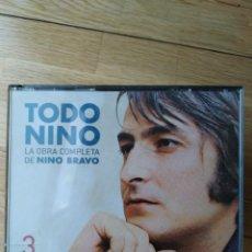 CDs de Música: NINO BRAVO - LA OBRA COMPLETA DE NINO BRAVO. Lote 288961653