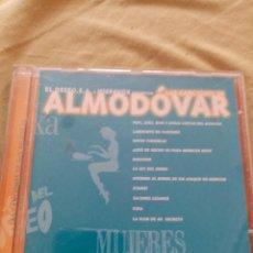 CDs de Música: LAS CANCIONES DE ALMODOVAR. Lote 288961738