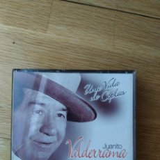CDs de Música: JUANITO VALDERRAMA - UNA VIDA DE COPLA. Lote 288972353