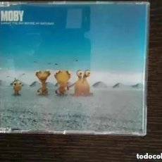 CDs de Música: MOBY - SUNDAY (THE DAY BEFORE MY BIRTHDAY) (CD SINGLE). Lote 288977348