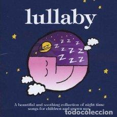 CDs de Música: LULLABY * CD TAPAS DURAS (TIPO LIBRO) * RAINBOW COLLECTION * CANCIONES DE CUNA PARA NIÑOS Y ADULTOS. Lote 288980048