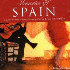CDs de Música: MEMORIES OF SPAIN: PACO DE LUCÍA, CAMARÓN, KETAMA Y OTROS - CD 16 TRACKS - MARKS & SPENCER 2004. Lote 288991808
