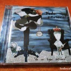 CDs de Música: NADA PERSONAL DE UN LUGAR EXTRAÑO CD ALBUM DEL AÑO 2011 CONTIENE 5 TEMAS INDIE PELO MADUEÑO. Lote 288996273