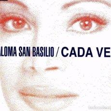 CDs de Música: PALOMA SAN BASILIO/ CADA VEZ MINI CD-. Lote 288997278
