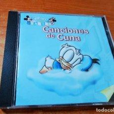 CDs de Música: CANCIONES DE CUNA EN ESPAÑOL DISNEY BABIES CD ALBUM ESPAÑA ENRIQUE SEQUERO ANDREA BRONSTON. Lote 289002148
