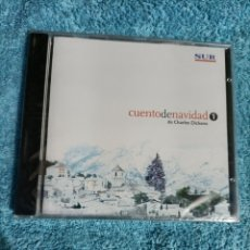 CDs de Música: CD CUENTO DE NAVIDAD DE CHARLES DICKENS .. Lote 289004373