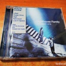 CDs de Música: LIGHTHOUSE FAMILY GREATEST HITS CD ALBUM DEL AÑO 2002 CONTIENE 15 TEMAS MADE IN EU. Lote 289005608