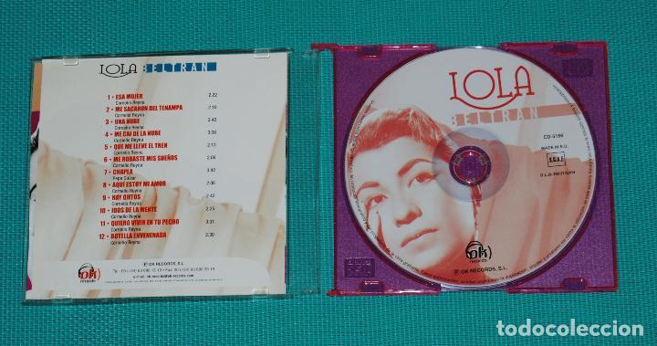 CDs de Música: Lola Bertran - Foto 3 - 289010553