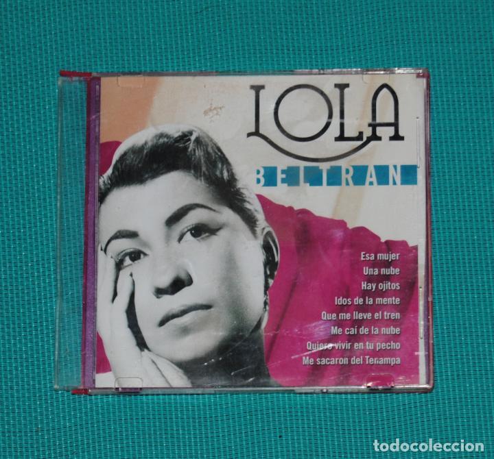 LOLA BERTRAN (Música - CD's Flamenco, Canción española y Cuplé)
