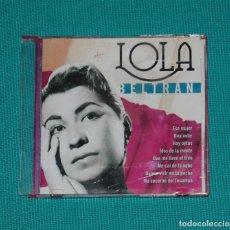 CDs de Música: LOLA BERTRAN. Lote 289010553