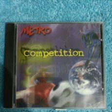 CDs de Música: CD METRO COMPETITION. Lote 289017533