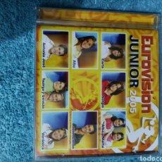 CDs de Música: CD EUROVISIONS 2005.. Lote 289017843