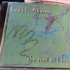CDs de Música: CD. DE SCOTT MANN. Lote 289017918