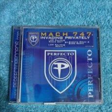 CDs de Música: CD MACH 74.. Lote 289018023