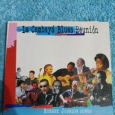 CDs de Música: CD LA CAMBAYA BLUES .. Lote 289018268