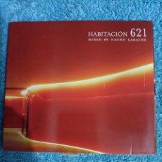 CDs de Música: CD HABITACIÓN 621. Lote 289018393