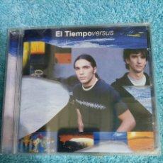 CDs de Música: CD EL TIEMPO VERSUS.. Lote 289018453