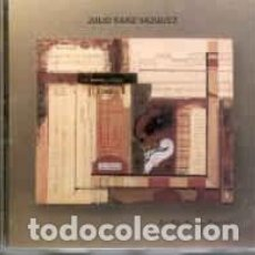 CDs de Música: JULIO SANZ VÁZQUEZ - JARDIN DE LOS POETAS - EXPERIMENTAL. Lote 289019033