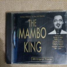 CDs de Música: CD THE MAMBO KING .. Lote 289019328