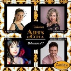 CDs de Música: COLECCIÓN AIRES DE COPLA. SELECCIÓN Nº1. Lote 289022853