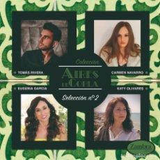 CDs de Música: COLECCIÓN AIRES DE COPLA. SELECCIÓN Nº 2. Lote 289023088